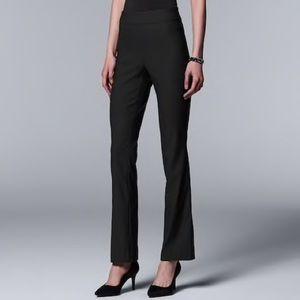 Simply Vera Wang Ultra Stretch Bootcut dress Pants